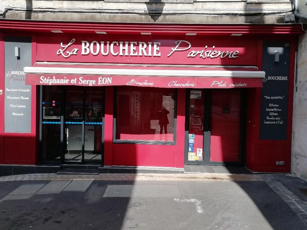 LA BOUCHERIE PARISIENNE