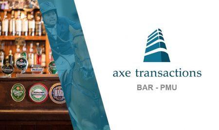 fonds de commerce bar pmu fdj à vendre sur commune  dynamique de la sarthe .