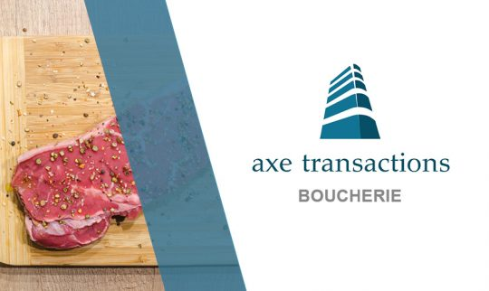 fonds de commerce: boucherie; charcuterie