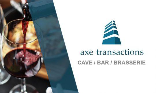 fonds de commerce: caviste, bar à vin à vendre sur le 72