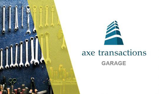 Fonds de commerce de garage à vendre sur les Deux Sèvres