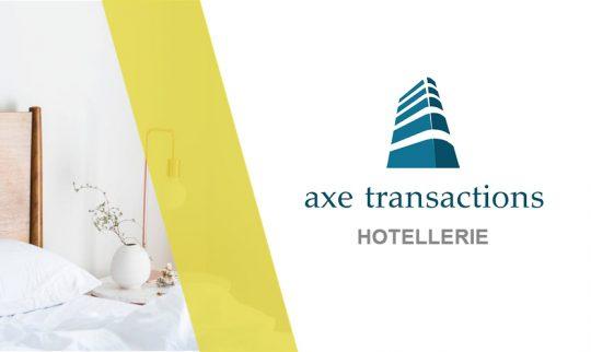Fonds de commerce HOTEL BUREAU 3*** A 300 MÈTRES DE LA PLAGE