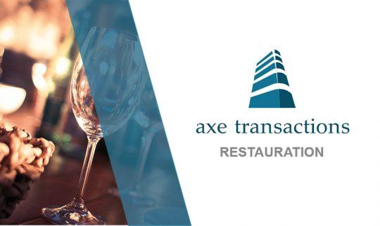 fonds de commerce: restaurant, bar, salon de thé à vendre sur le 72