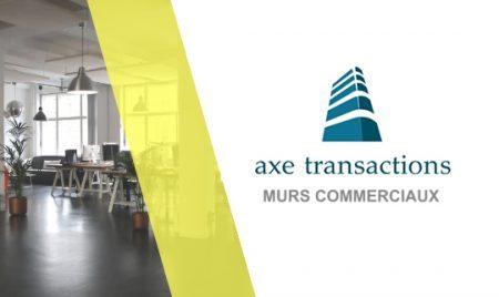 fonds de commerce : MURS COMMERCIAUX A VENDRE SUR LE 72