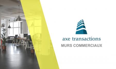 fonds de commerce: MURS COMMERCIAUX A VENDRE SUR LE 72