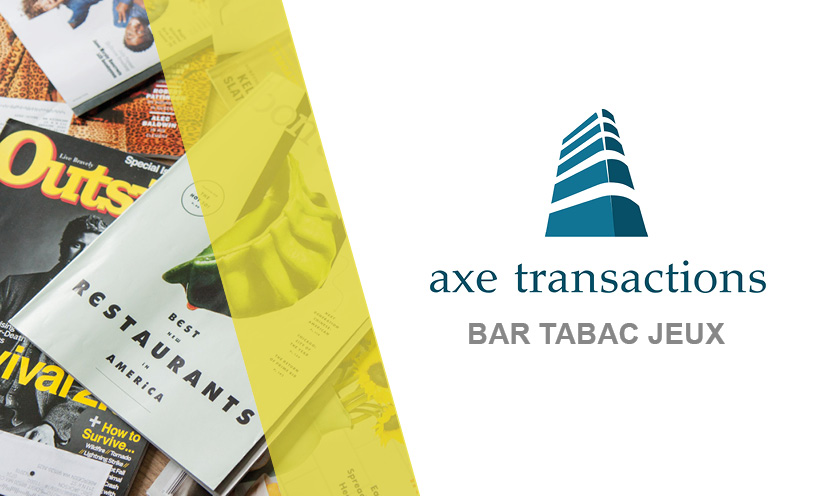 Fonds de commerce à vendre BAR TABAC PRESSE JEUX PMU dans le 37  - Bar Tabac PMU