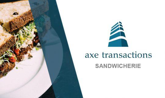 Fonds de commerce de Sandwicherie restauration rapide à vendre sur l'Indre et Loire