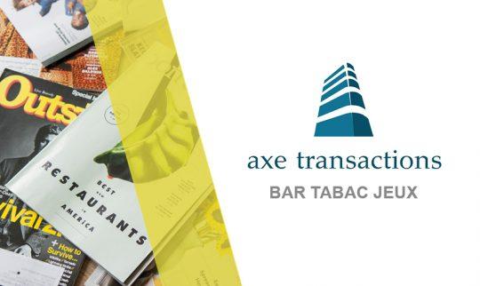 fonds de commerce : bar , tabac , fdj , à vendre dans une commune du 72