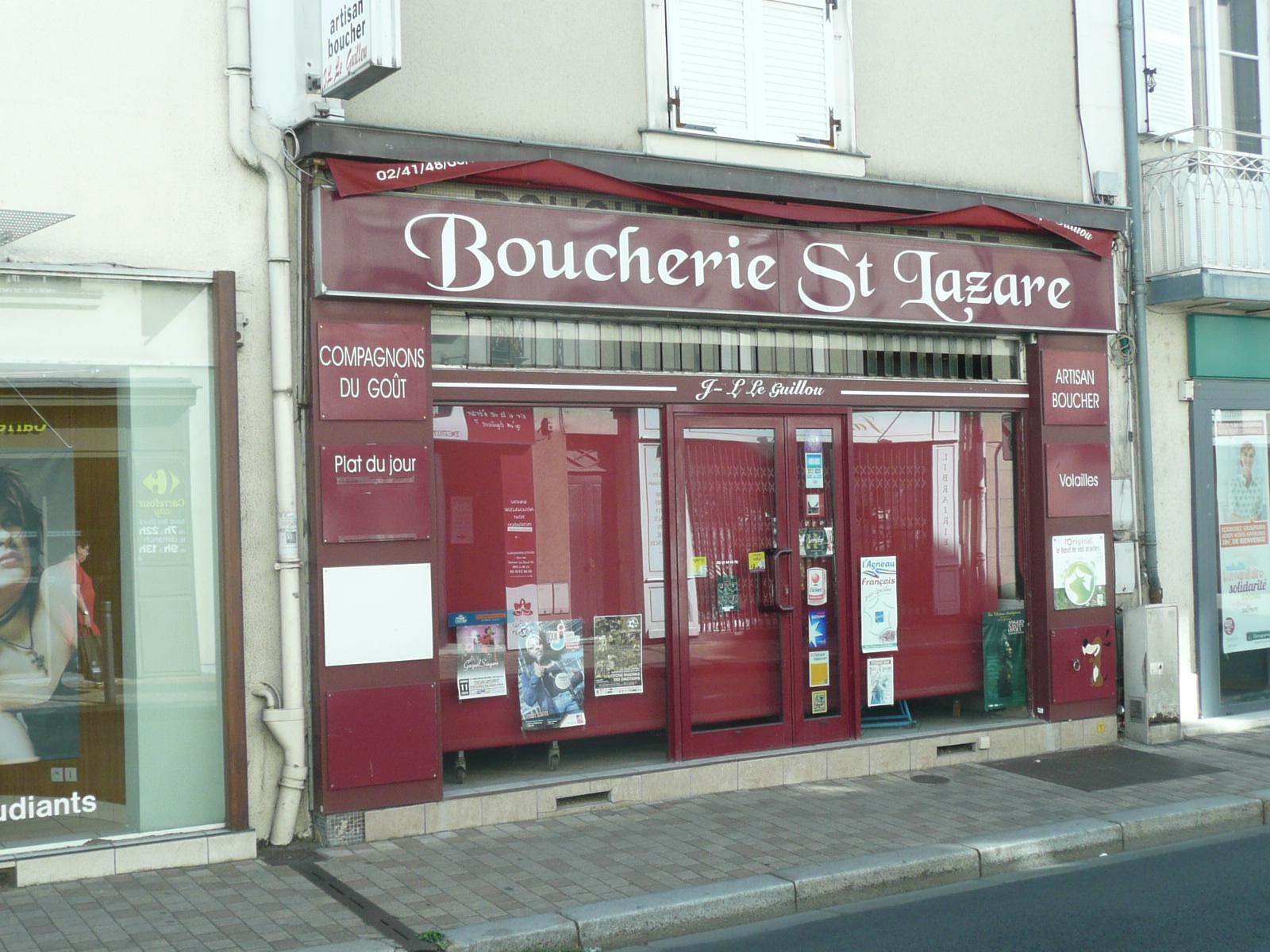 LOCAL COMMERCIAL BEL EMPLACEMENT  - Boucherie Charcuterie Traiteur