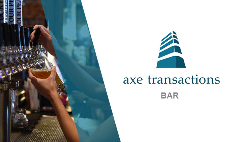 44-CAFE CONCERT PETITE BRASSERIE A VENDRE  EN LA  - Bar Brasserie